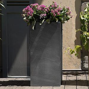 CLIMAQUA Planter Outdoor PYLO 40 anthracite