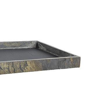 CLIMAQUA Untersetzer Outdoor TRAY 50 rusty