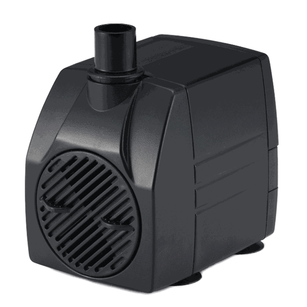 CLIMAQUA Accessories PUMP 350 indoor schwarz