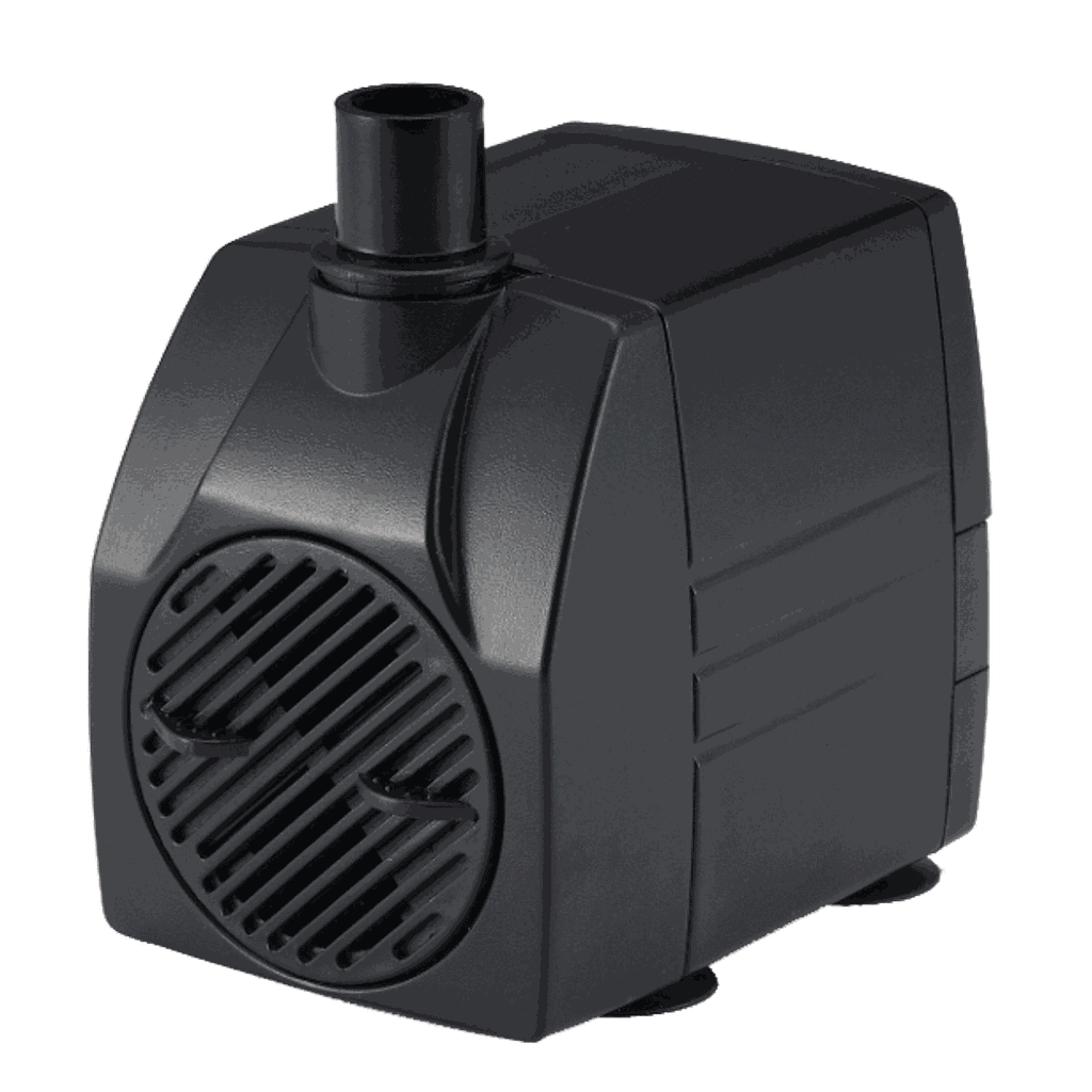 CLIMAQUA Accessories PUMP 600 indoor schwarz