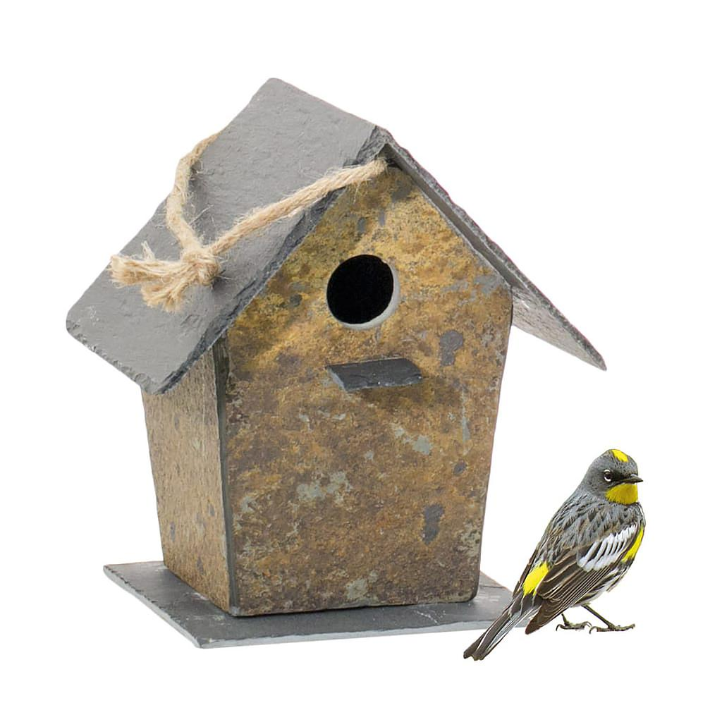 CLIMAQUA Boutique BIRDHOUSE M rusty/anthrazit