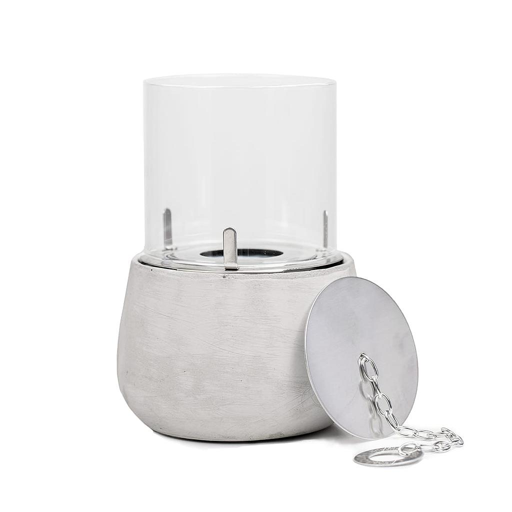 CLIMAQUA Flames Tabletop BELLY S Concrete