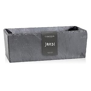 CLIMAQUA Planter Outdoor JARDI 50 anthracite