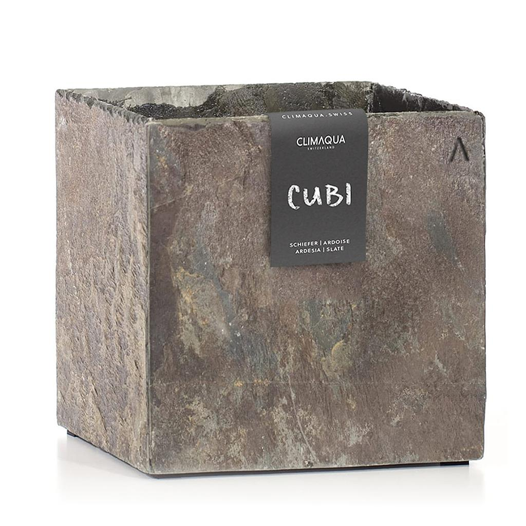 CLIMAQUA Planter Indoor CUBI 31 rusty